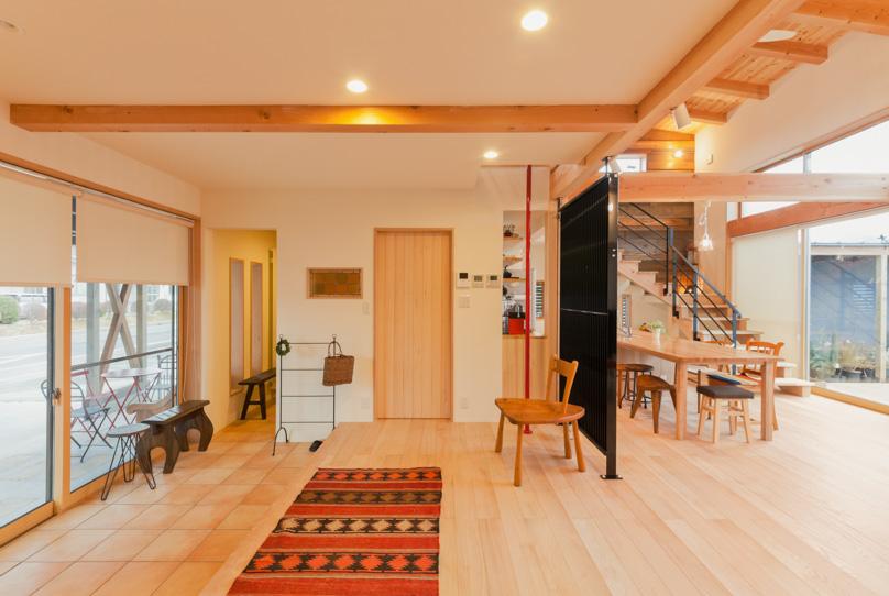 遊具のある家イメージ02