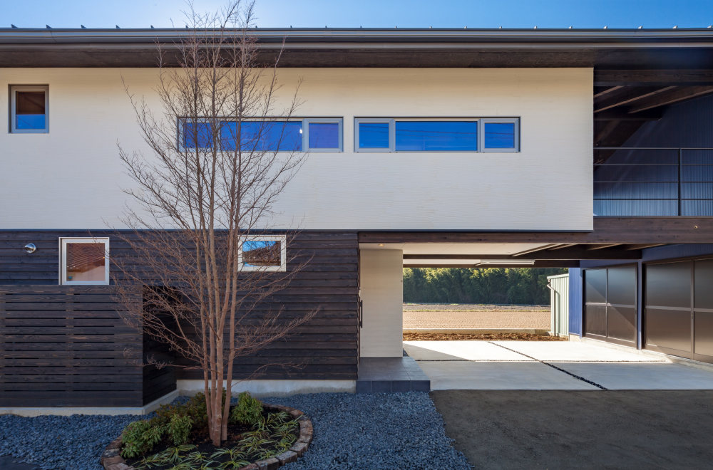 東春近の家イメージ