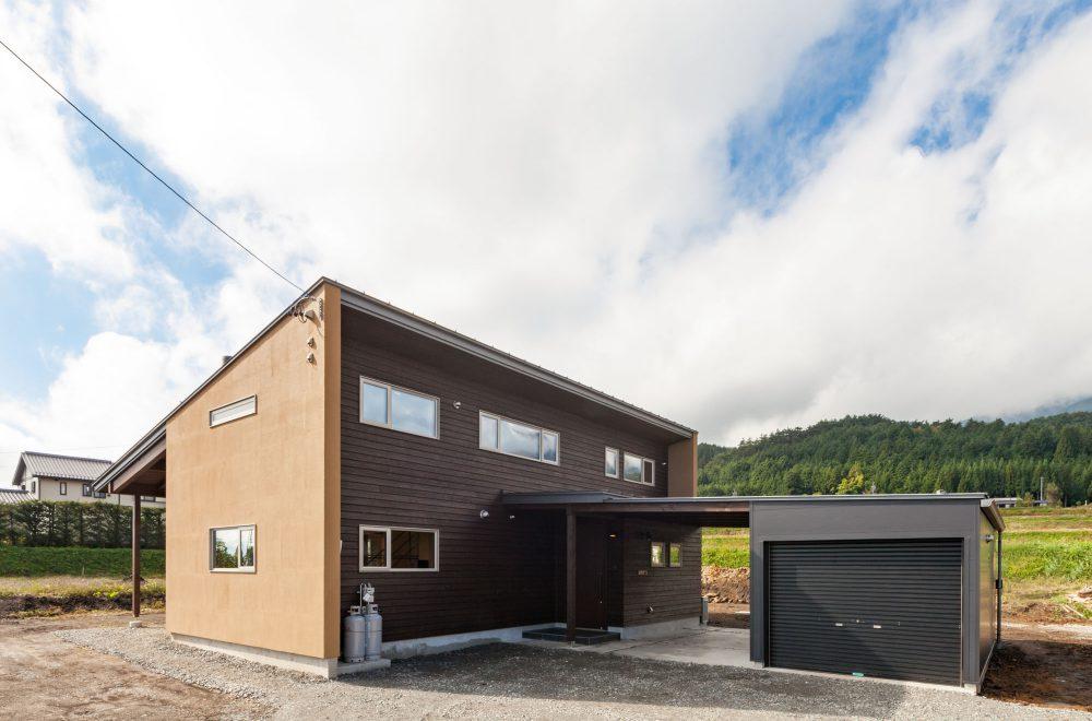 田切の家メインイメージ
