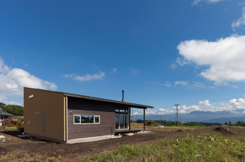 田切の家イメージ03