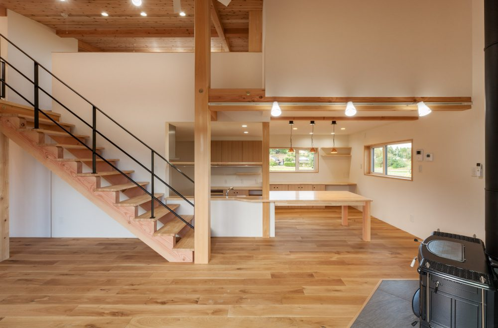 田切の家イメージ05