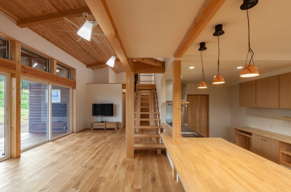 田切の家イメージ06