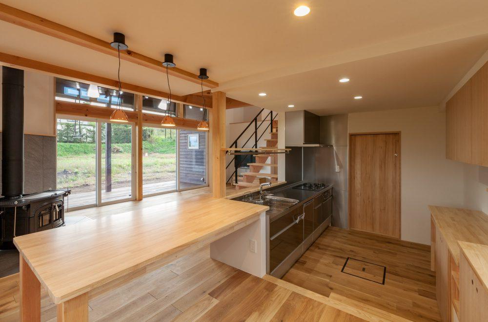 田切の家イメージ07