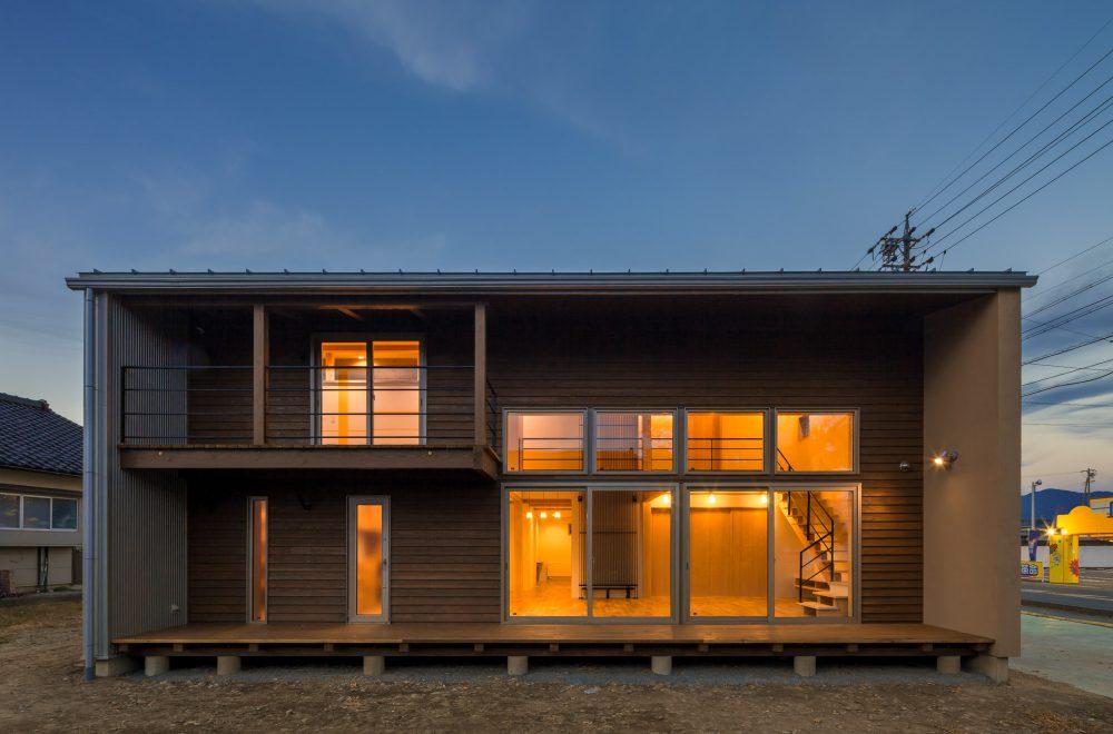 小町屋の家イメージ