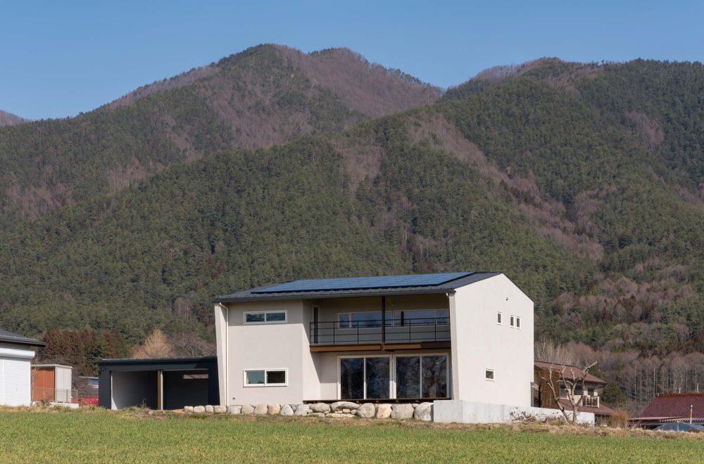 上古田の家メインイメージ