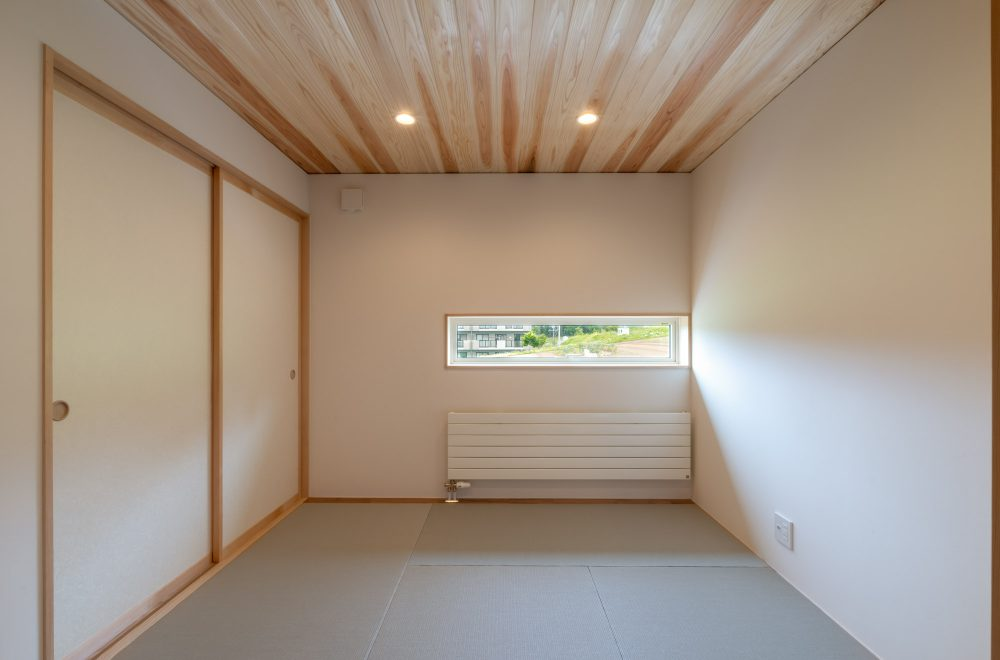 傾斜地に建つ眺望の家イメージ12