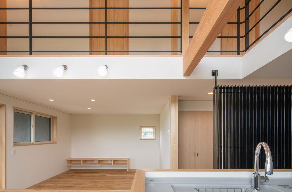 傾斜地に建つ眺望の家イメージ08