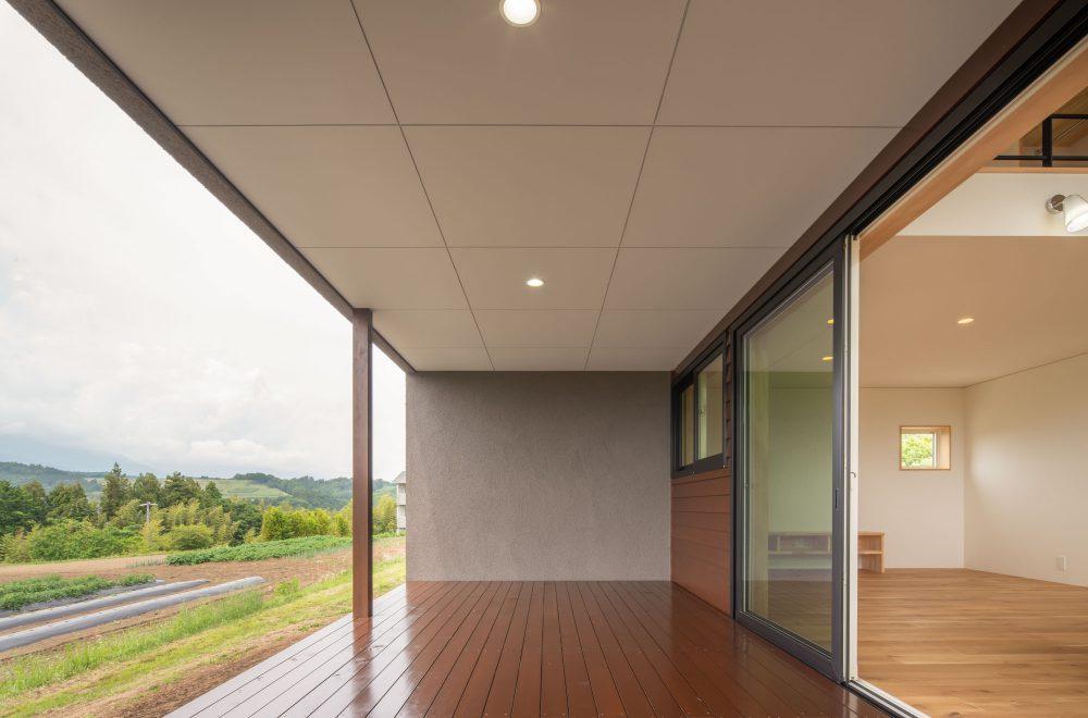 傾斜地に建つ眺望の家イメージ19