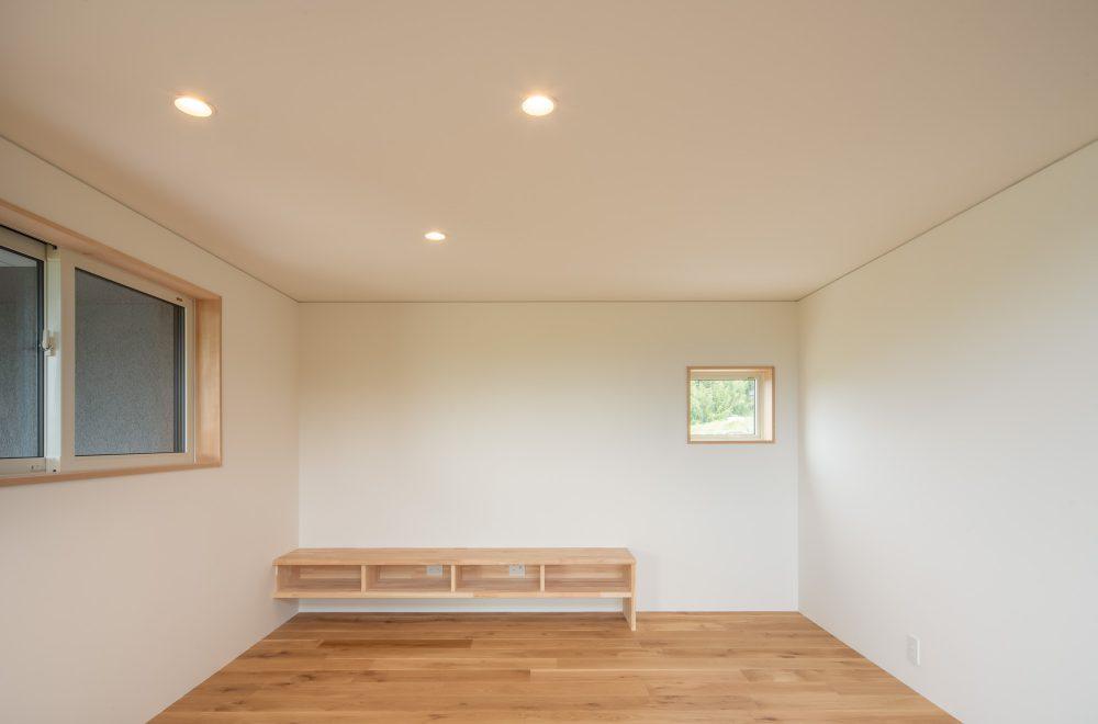 傾斜地に建つ眺望の家イメージ09