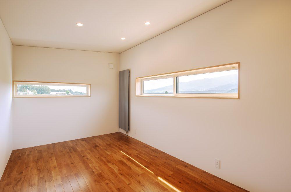 傾斜地に建つ眺望の家イメージ14