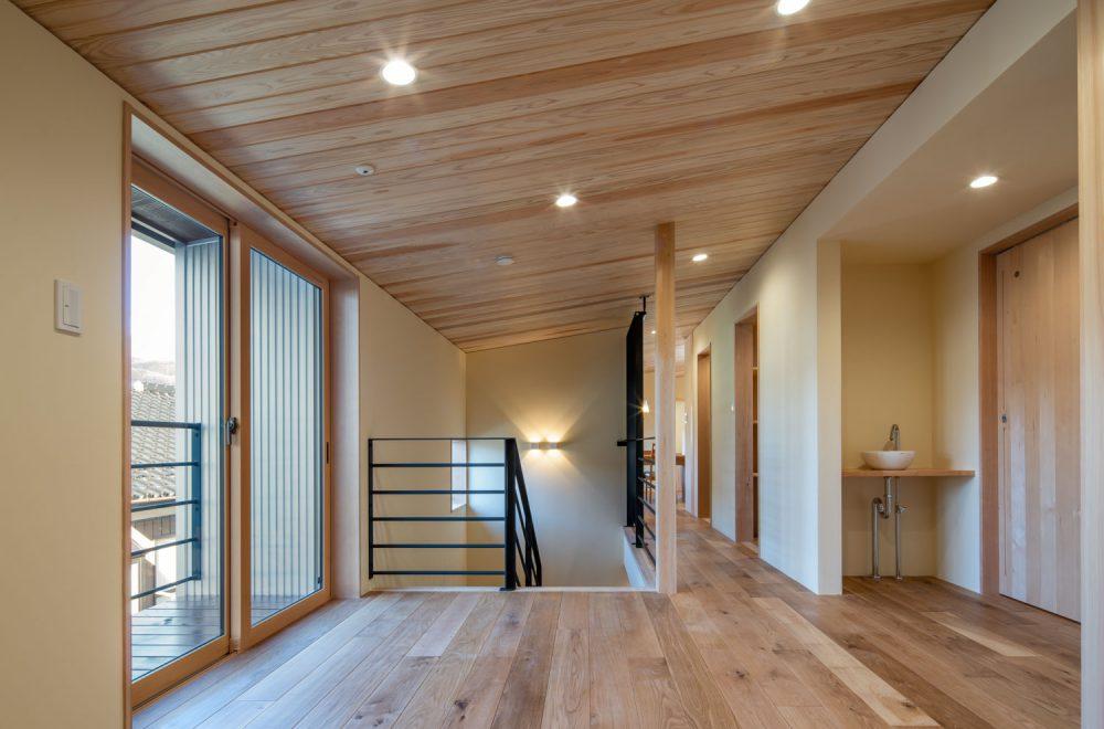 北側に開かれた家イメージ10