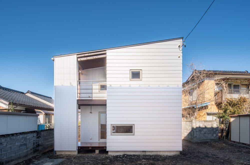 北側に開かれた家イメージ02