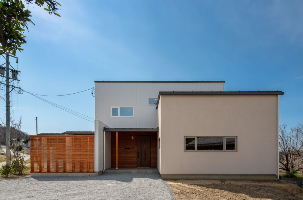『葛島の家』イメージ
